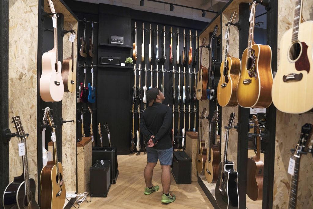 decisão correta ao comprar um violão